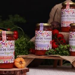 Molho de Tomate Enriquecido com Legumes