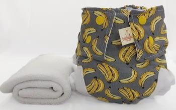 Fralda Diurna - Bananas 1