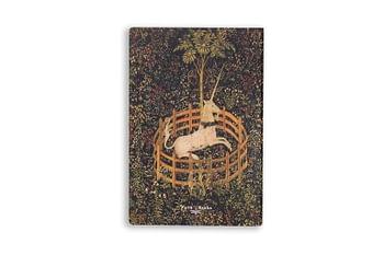 Bullet Journal sem pauta - la licorne - Folk books 1