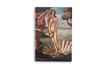 Bullet Journal sem pauta - sandro botticelli - Folk books 1