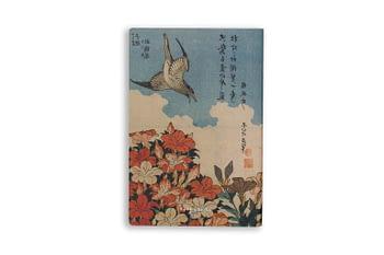 Bullet Journal sem pauta - katsushika hokusai - Folk books 1