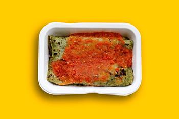 Panqueca de espinafre - Marmita congelada 1