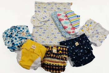 Compre o Kit Iniciante Nuvens e Passarinhos e GANHE um kit para a mãe 1