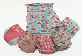 Compre o Kit Iniciante Nuvens- GANHE um kit para a mãe 3