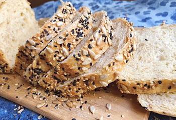 Pão Multigrãos Simples 400g 1