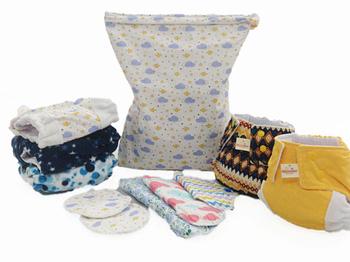 Compre o Kit Iniciante Nuvens e Passarinhos e GANHE um kit para a mãe 3