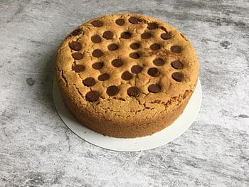 Torta cookie - sem glúten / 20cm e 1,7kg 1