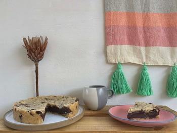 Torta Cookie - Fatia 2