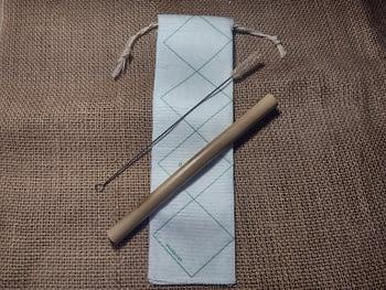 Canudo de Bambu 2