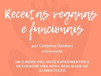 Ebook Receitas Veganas