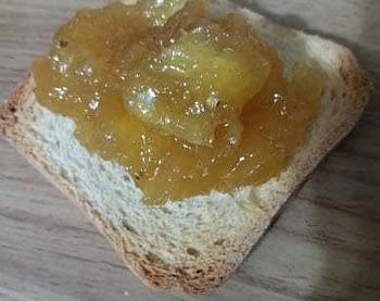 Geleia de abacaxi com abobrinha 1