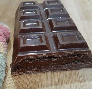 Barra de Chocolate Recheada - com opção de presente 2
