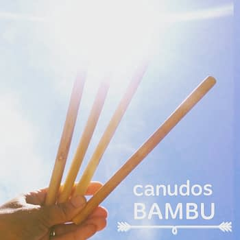 Canudo Bambu gr 1