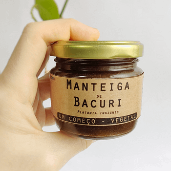 Manteiga de Bacuri 1