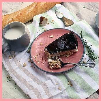Torta Alemã - Fatia 1