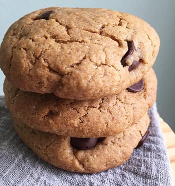 Cookies Gotas de Chocolate (6un) 1