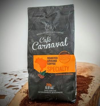 Café Carnaval 250g Torrado e Moído 1