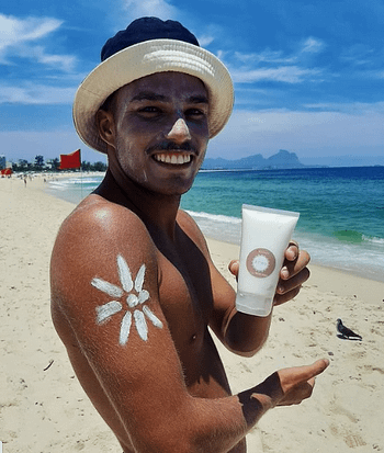 Protetor Solar Orgânico 2