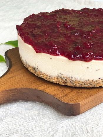 Cheesecake Vegana Crua 2