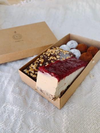 Combo expira com cheesecake 1