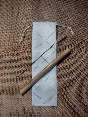 Canudo de Bambu 1