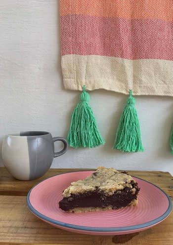 Torta Cookie - Fatia 1