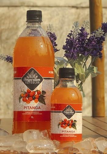 Kombucha Pitanga