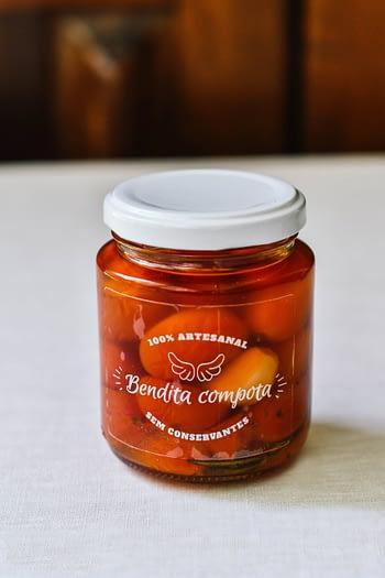 Tomate Confit - Bendita Compota 2