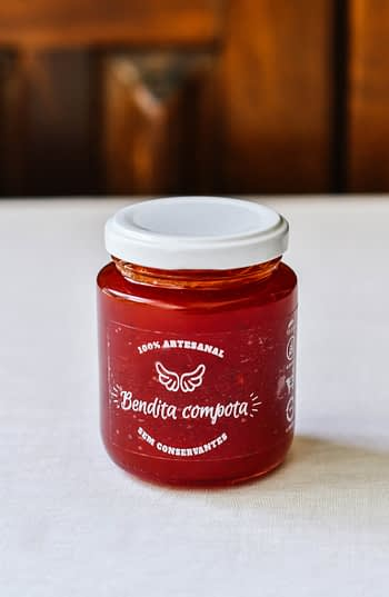 Geleia de Pimentão Vermelho - Bendita Compota 1